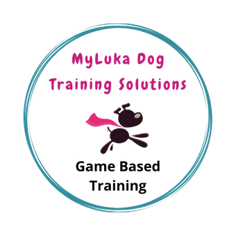 MyLuka Dog Training Logo