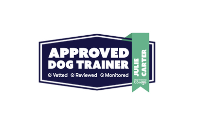 dog training badge